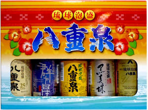 八重泉ミニボトル5本セット